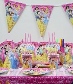 92pcs-Luxury-Kids-font-b-Birthday-b-font-Decoration-Set-font-b-Theme-b-font-Party
