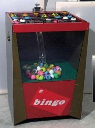 מכונת בינגו