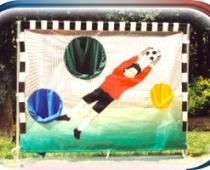 שער כדורגל