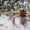מסיבות קצף ומגלשות מים ענקיות!